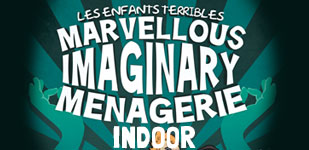 Marvellous Imaginary Menagerie – Indoor