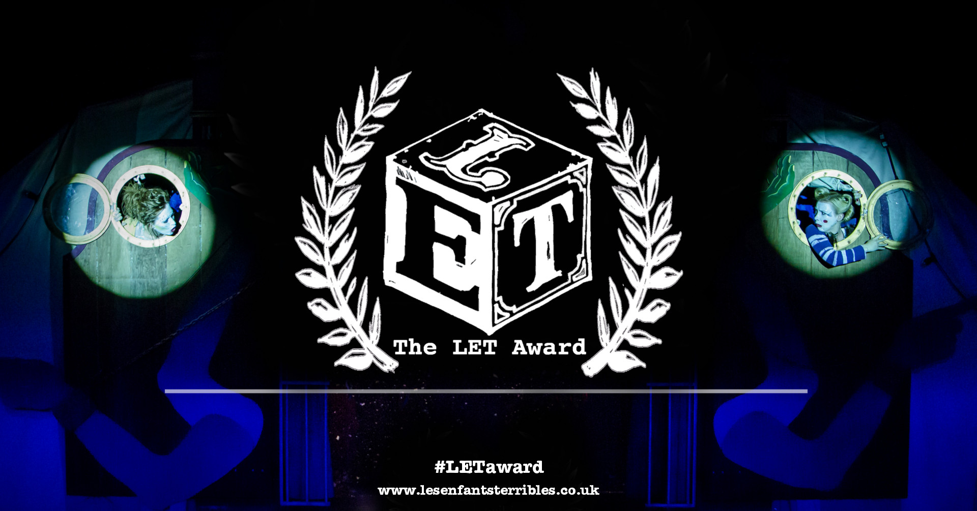 LET award event image