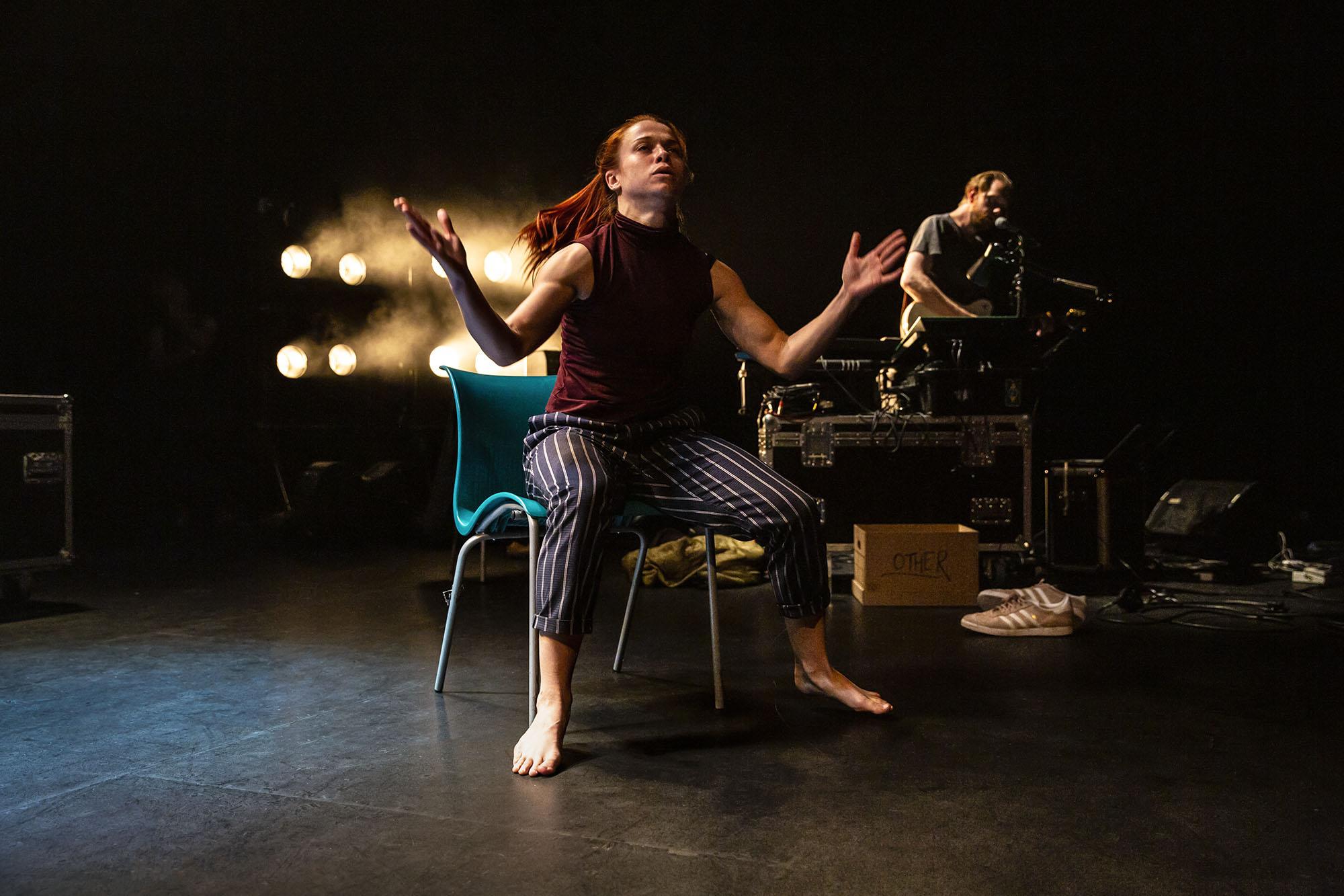 The Thing - Miranda Mac Letten & Alexandre Wolfe_©Gail Harland